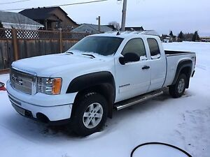 2011 GMC extended cab
