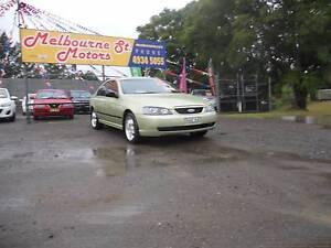 2004 Ford Falcon Sedan East Maitland Maitland Area Preview