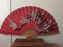 Quick Sale - Chinese Cherry Blossom Fan East Fremantle Fremantle Area Preview