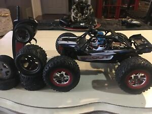 Brushed rc truck for sale