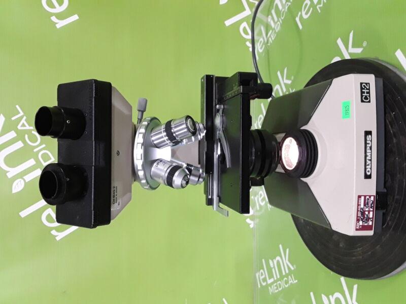 Olympus Corp. CHS Binocular Microscope