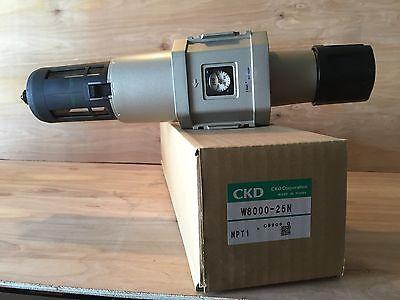 Ckd Filter Regulator W8000-25n