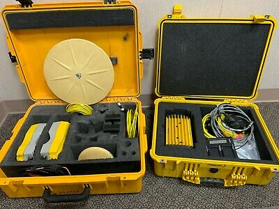 Trimble 5700 5700 Trimmark 3 Zephyr Tsc2 Gps Kit Survey Controller 12.50 Clean
