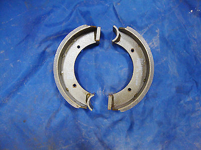 1300 1500 1510 1710 Ford Compact Tractor Brake Shoes With 6mm Pad Qty2
