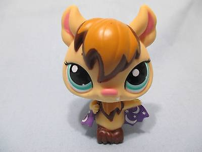 Littlest Pet Shop Bat Vampire Halloween 1680 Authentic Lps - Pet Shop Halloween