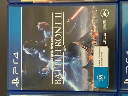 Star Wars Battlefront 2 Coogee Eastern Suburbs Preview