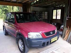 1998 Honda CR-V Wagon Mullumbimby Byron Area Preview