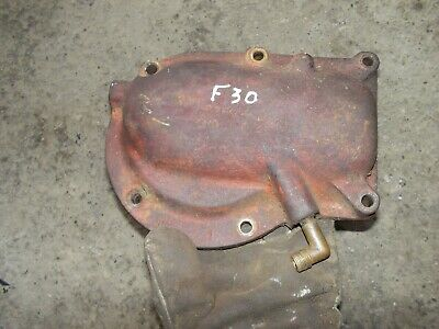Mccormick Farmall F30 Tractor Ih Governor Assembly Front Cover Panel