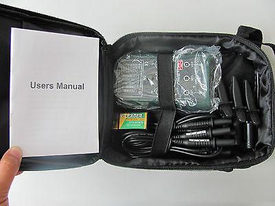Mastech Ms5900 Motor 3-phase Rotation Indicator Meter W Case Bag Usa Seller