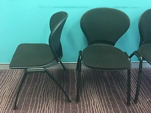 Ten Office waiting room reception chairs Inglewood Stirling Area Preview