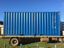 sea container 20 ft 1 trip containers as new Albany Albany Area Preview