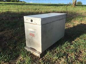 Bee Boxes- Fully assembled painted nucleus boxes with lids Nanango South Burnett Area Preview