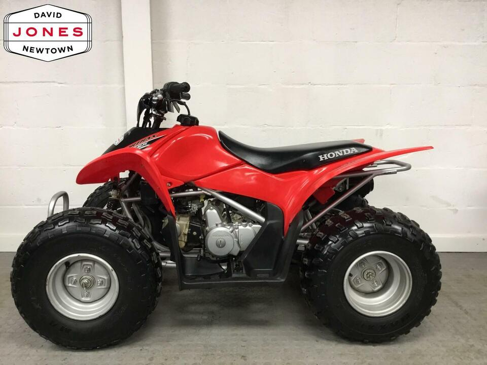 HONDA TRX90 X SPORTRAX 4x2 2WD QUAD BIKE ATV FOUR WHEELER KIDS QUAD