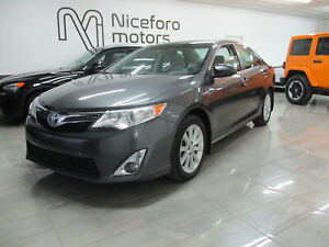 2012 Toyota Camry Hybrid 2012 Toyota Camry Hybrid - 4dr Sdn XLE