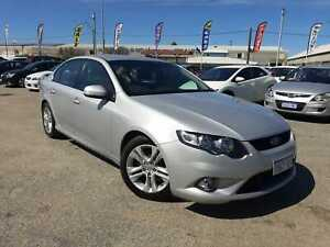 2009 Ford Falcon FG XR6 Silver 5 Speed Sports Automatic Sedan Petrol Cannington Canning Area Preview