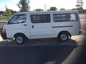 1997 Toyota Hiace Van/Minivan Mulgrave Monash Area Preview