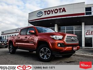2017 Toyota Tacoma 4X4 DOUBLE CAB|ACCIDENT FREE|NAVIGATION