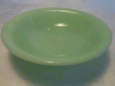 Fire King Jadeite Jadite Glass Jane Ray Cereal Bowl(s) Vintage 1946-1965 Marked