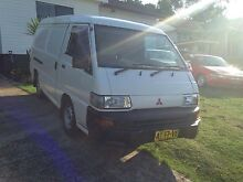 Mitsubishi express refigerated 2008 Kings Park Blacktown Area Preview