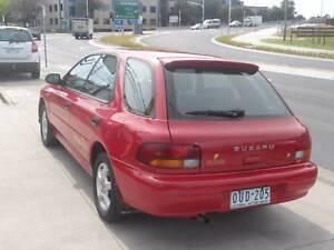 1998 Subaru Impreza Hatchback