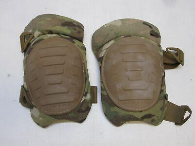 (c0) ARMY ISSUE KNEE PAD SET McGUIRE-NICHOLAS MULTICAM OCP PADS