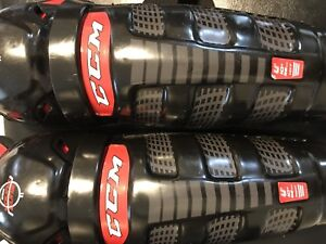 "10"" Shin guards in excellent condition"