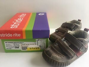 Stride rite shoes size 5 toddler