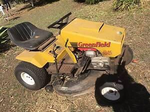 Greenfield 13-32 Evolution ride on mower. Near new Honda motor Hamilton Southern Grampians Preview