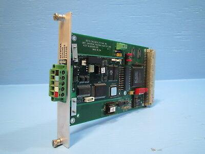 Delta Tau Unet 603485-101 Universal Field Bus Adapter Card Plc Module Comm Net