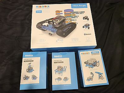 mBot Ranger PLUS 3 ADD ON PACKS,  NEW and SEALED BOXES