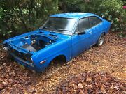 Datsun 1200 Coupe Shell Moss Vale Bowral Area Preview