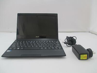 Acer Aspire One D255E-13412 Netbook N455 1.6GHz 1GB RAM 250GB HD NO OS