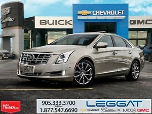 2015 Cadillac XTS LUXURY/NAV/SUNROOF/CPO