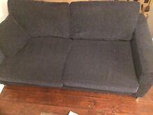 Two-seat sofa for free !!! Hurstville Hurstville Area Preview