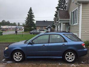Subaru impreza spéciale édition