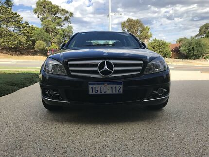 2007 MERCEDES C200. ONLY 80,000 KMS!!
