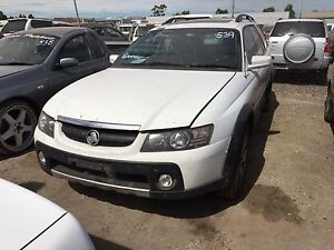 Holden Adventra LX6 wrecking leather good front end. Smithfield Smithfield Plains Playford Area Preview