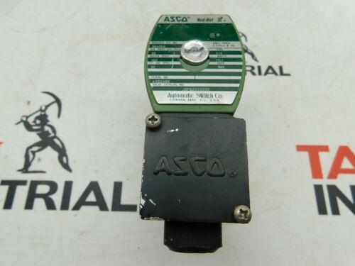 ASCO CAT No. JSP8262G230, Serial No. A552489 Valve