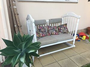 Unique Rocking Sofa / Cot Melville Melville Area Preview