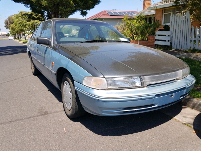 manual vp commodore cars vans utes gumtree australia rh gumtree com au vp commodore manual conversion VR Commodore