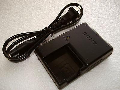 Original OEM SONY NP-BG1 NP-FG1 Battery Charger BC-CSG BC-CSGB BC-CSGD BC-CSGE