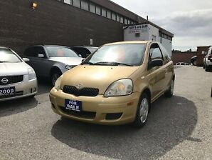 2005 Toyota Echo Hatchback Coupe | ONLY 161,000kms