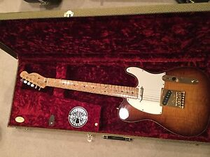 Fender select series American Telcaster for sale