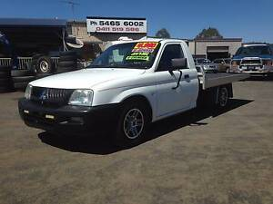 2005 Mitsubishi Triton Ute Hatton Vale Lockyer Valley Preview
