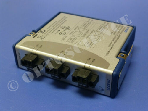 National Instruments NI 9225 cDAQ High Voltage Analog Input Module