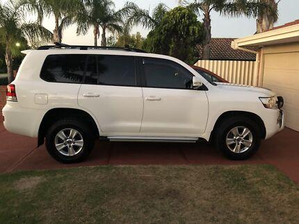 Toyota Land Cruiser Wangara Wanneroo Area Preview