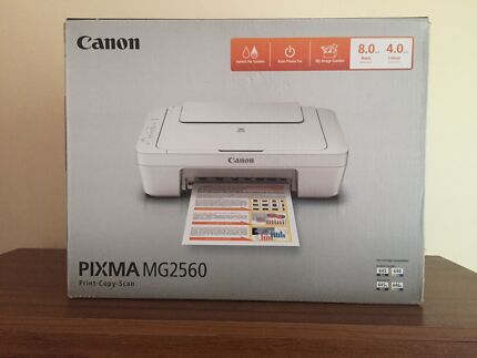 CANON PIXMA MG2560 PRINTER West Beach West Torrens Area Preview