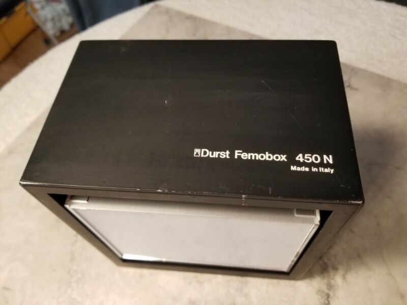 Durst L1200 Femobox450N  light  mixing box  CLS 500/501 ITALY Ilford MG600