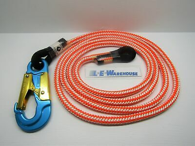 Arborist Climbing Climb Right 12 X 10ft Rope Flip Line Lanyard Part 75712