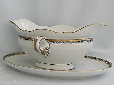 Ovale Sauciere Hutschenreuther Selb Porzellan Topzustand